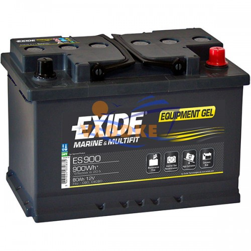 Аккумулятор Exide Equipment Gel 80АЧ, код: ES900